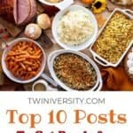 Top 10 Posts to Get Ready for Thanksgiving