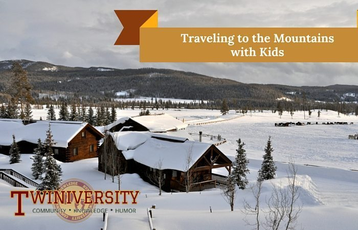 Traveling to the Mountains with Kids