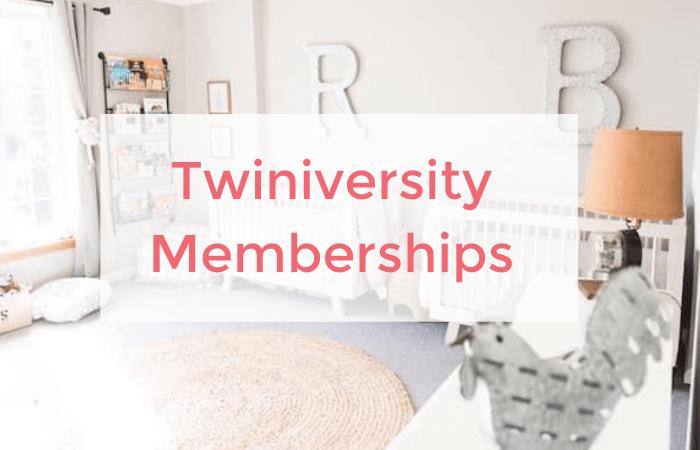 Twiniversity membership