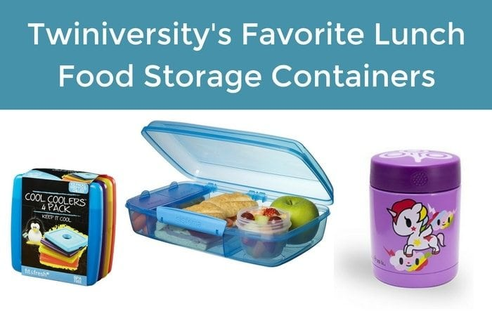 Twiniversitys Favorite Lunch Food Storage Containers Twiniversity