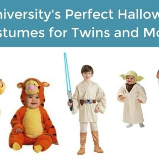 Boy Girl Twin Halloween Costumes for Your Duo