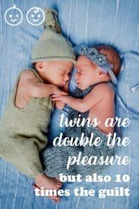 Twins Are Double the Pleasure