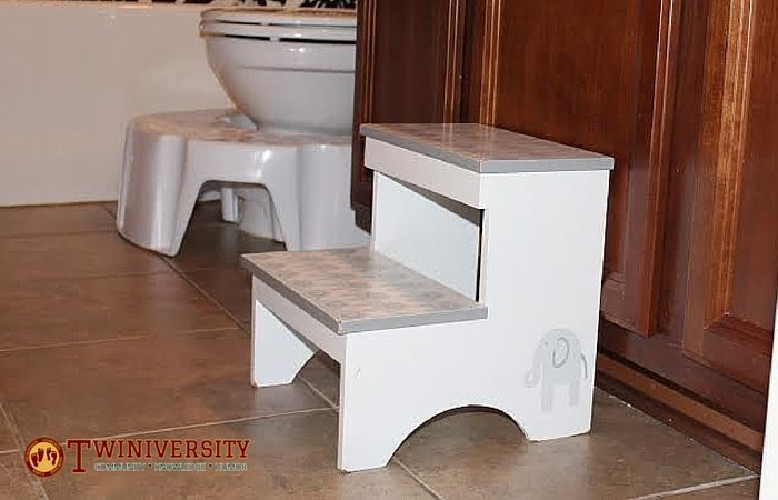 bathroom stepstool