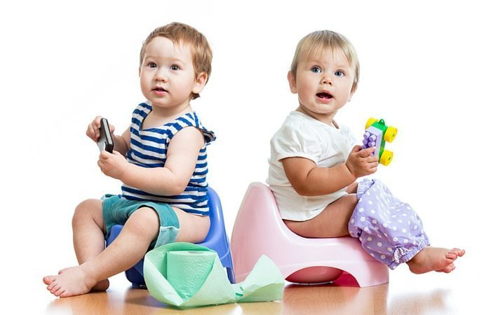 Potty Training Twins Boot Camp: Part 2, Diving In