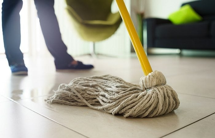 Keeping Your House Clean Without A Cleaning Lady