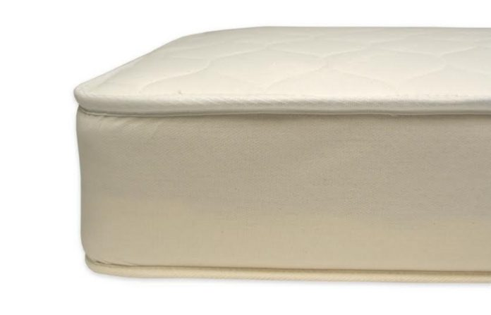 classic crib mattress by naturepedic
