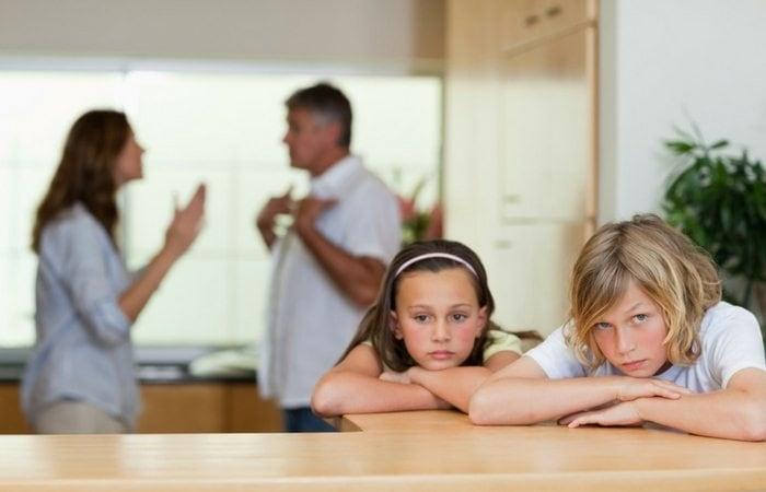 parents arguing