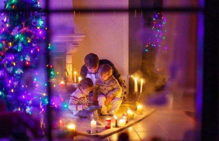 Christmas as a Family Affair