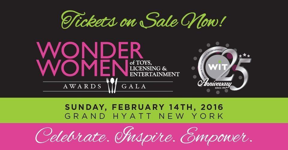 wonder women gala