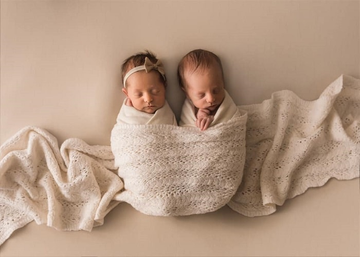 The First Year with Twins Week 2