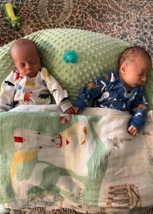 The First Year with Twins Week 3