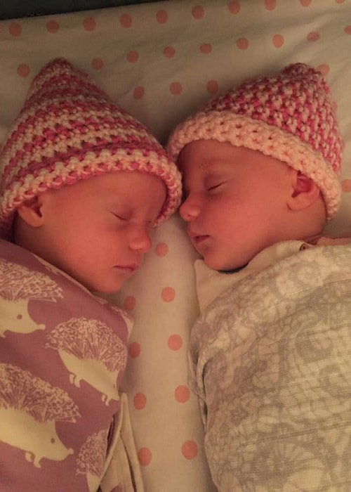 The First Year with Twins Week 6