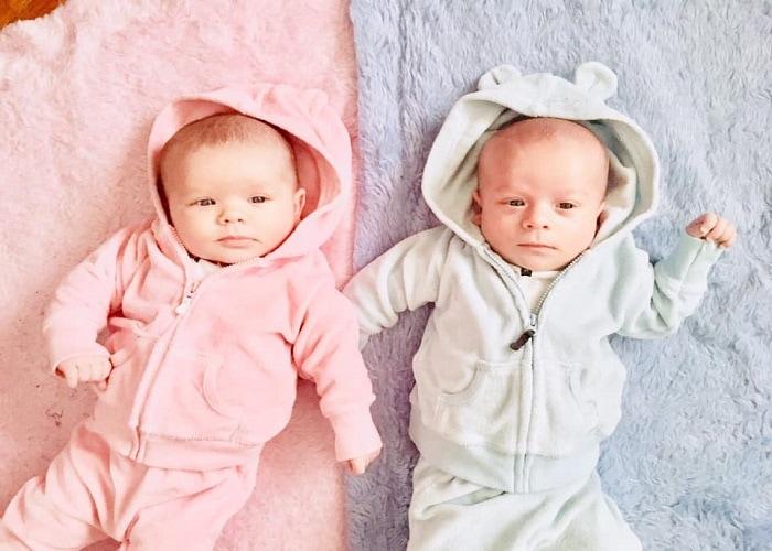 Twins week 8