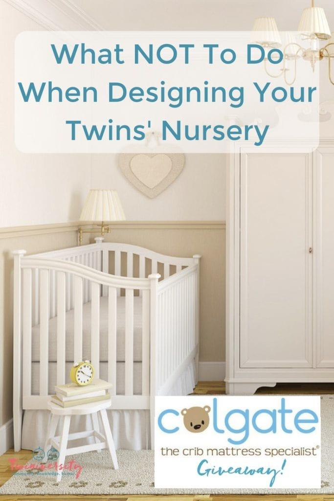 twins' nursery