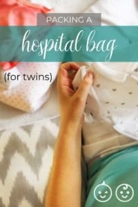 What Should I Pack in my Hospital Bag for Twins