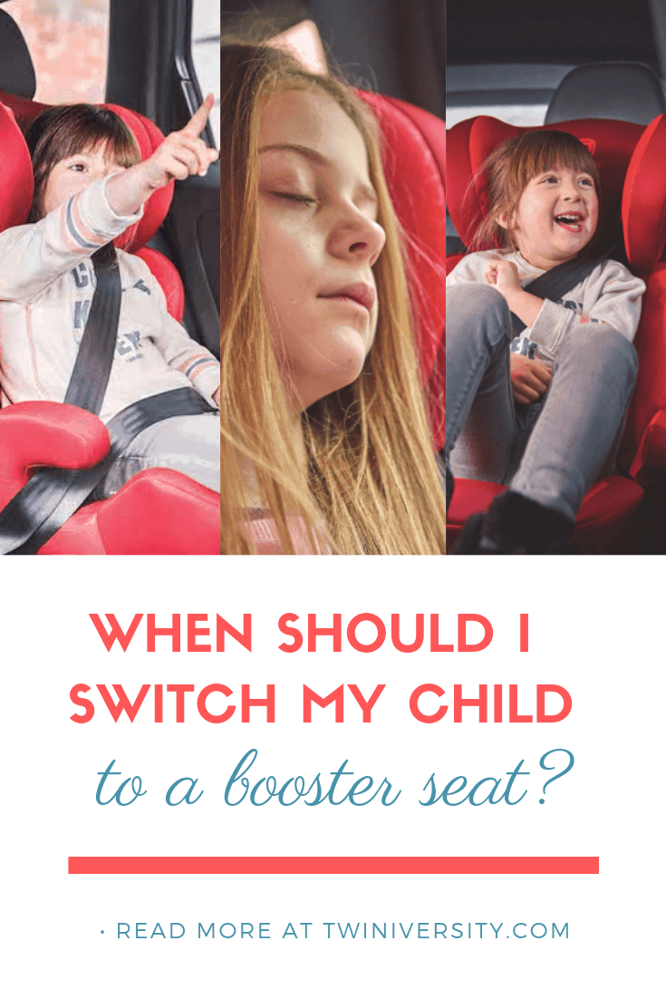 When Should I Switch My Child to a Booster Seat?
