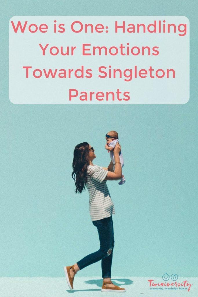 singleton parents