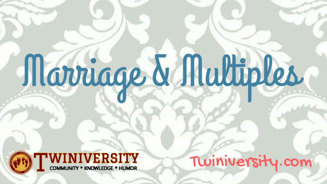marriage and multiples