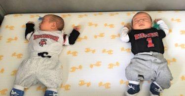Schedule for Newborn Twins