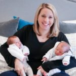 Caring for Infant Twins Is Like A Workout
