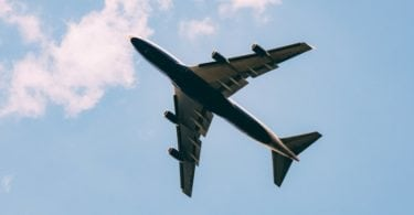 International Flight with Twins