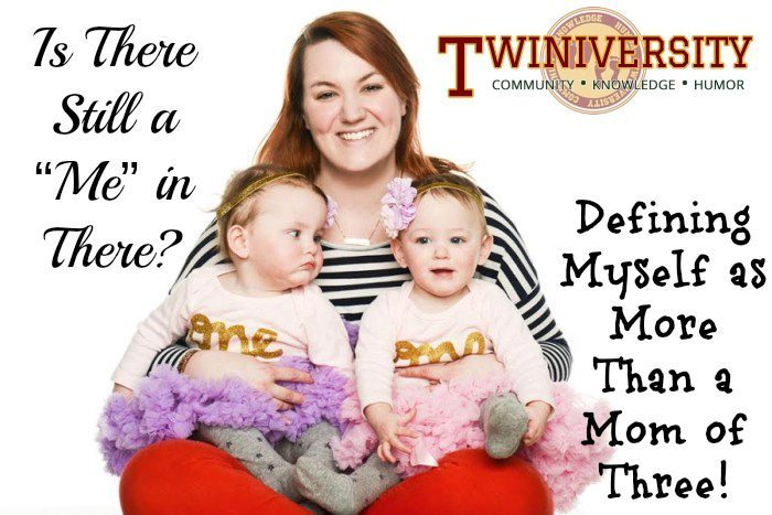 """Is There Still a """"Me"""" in There? Defining Myself as More Than a Mom of Three"""