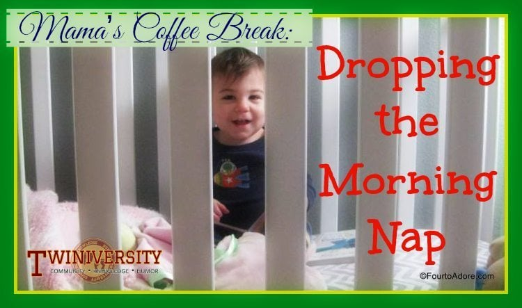 Keeping Mama's Coffee Break While Dropping the Morning Nap