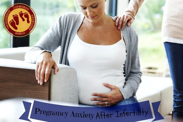 Pregnancy Anxiety After Infertility