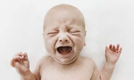 crying baby get you through colic