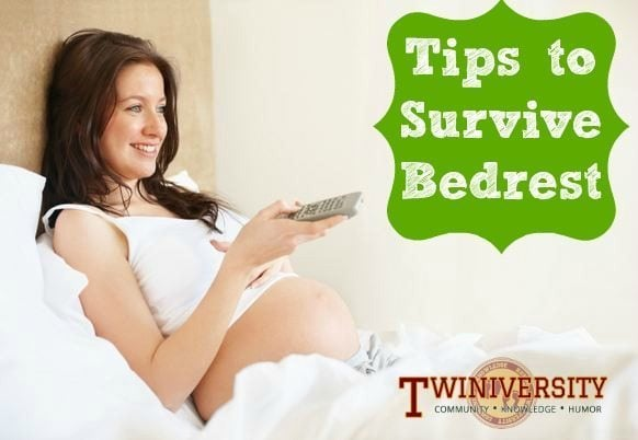 Some Tips on Surviving Bed Rest