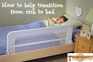 transition cribs to beds