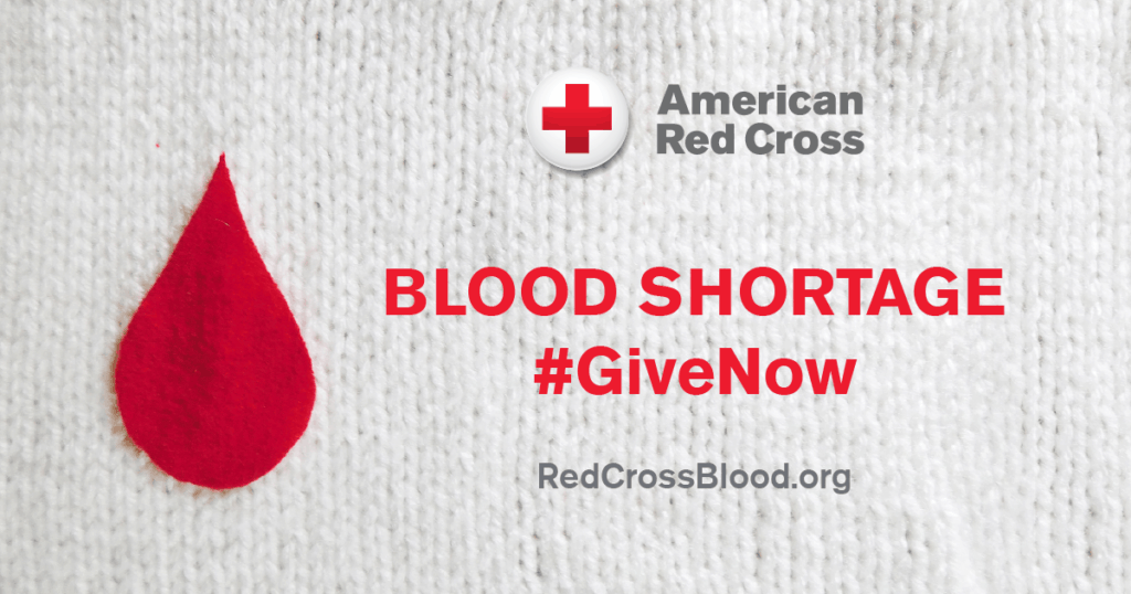 how you can help american red cross blood storage