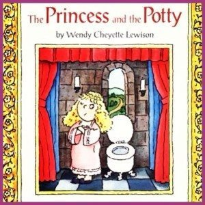 potty training book