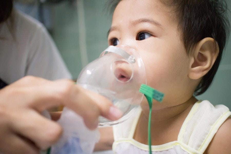 """Respiratory Distress: Trust your """"Mom Intuition"""""""