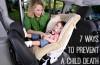 car seat child death heat stroke