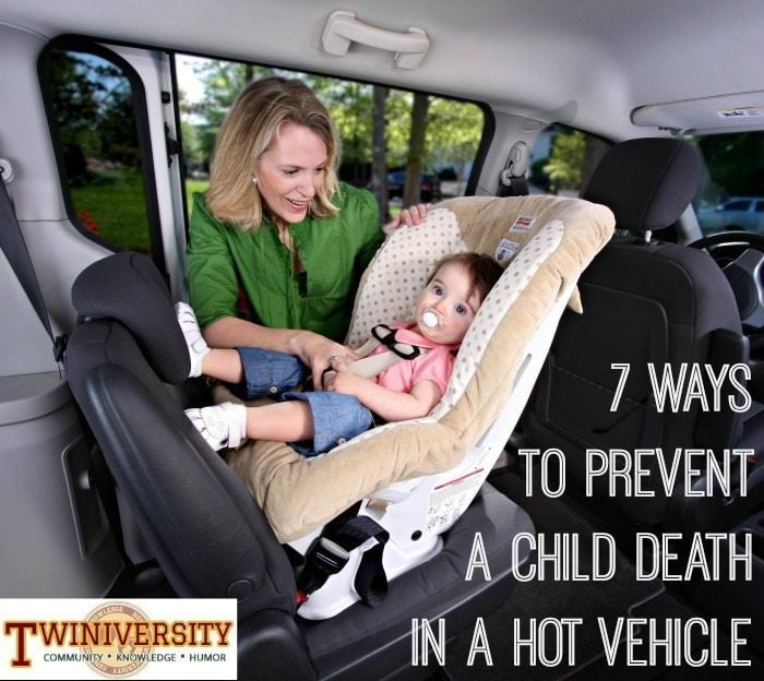 Car Seat Child Death Heat Stroke