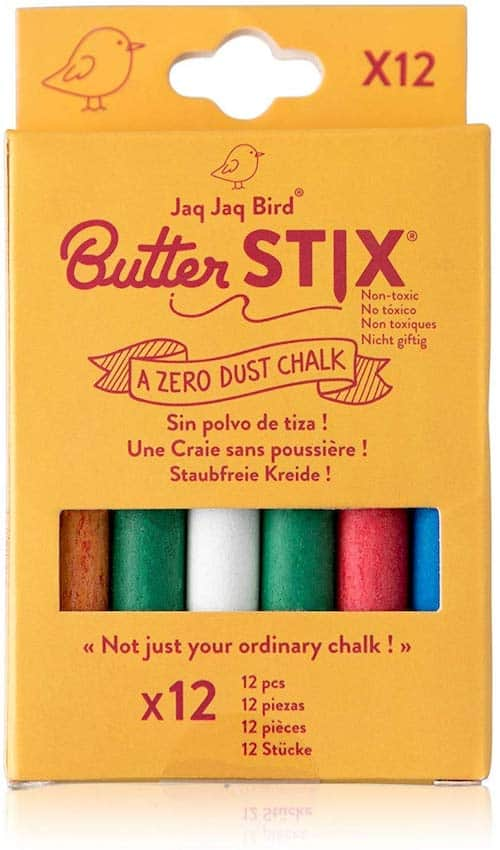 butter stix chalk toys that twins can share