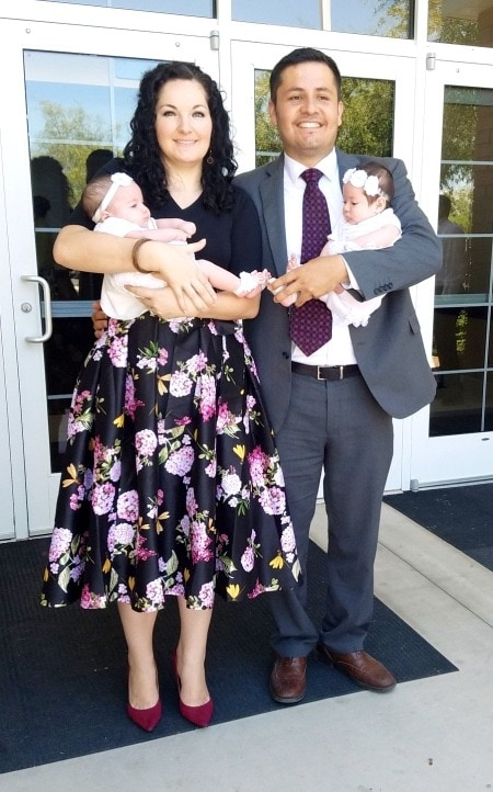 parents with baby twins weird pregnancy symptoms