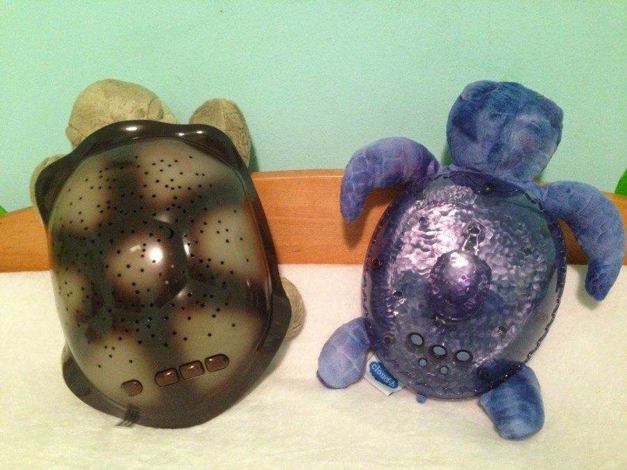 Cloud b Twilight Turtle and Tranquil Turtle Make Bedtime Bliss!