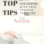 4 Tips for Coping With Twin Toddler Tantrums