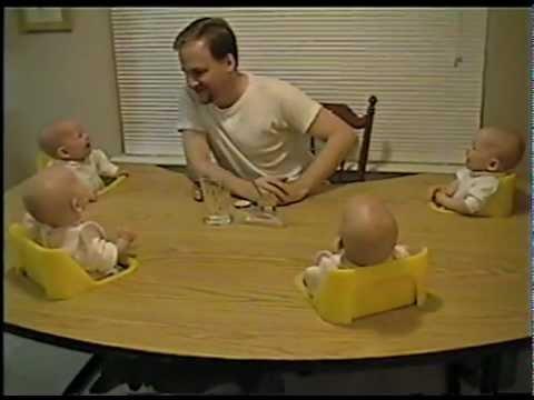 Daddy Making Quads Laugh – Twiniversity Funny