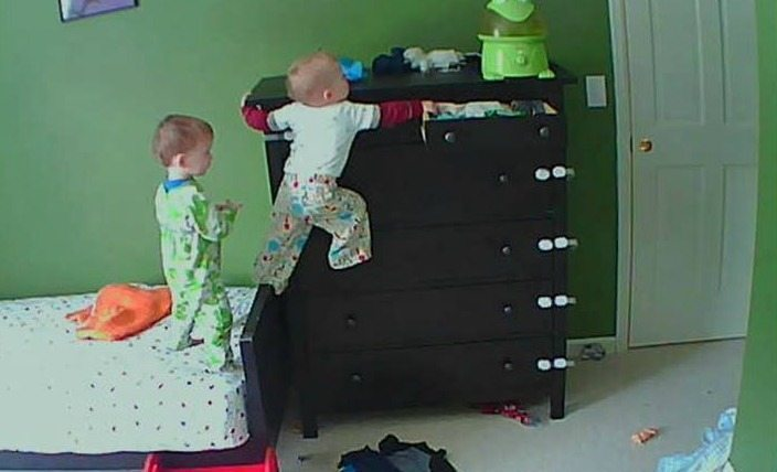 Double Trouble! The Mischief of Toddler Twins