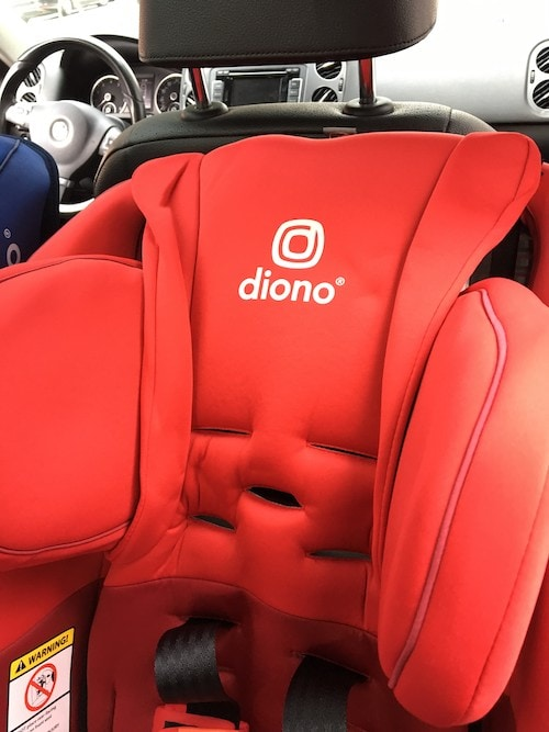 Diono Day Car Seat Video Roundup