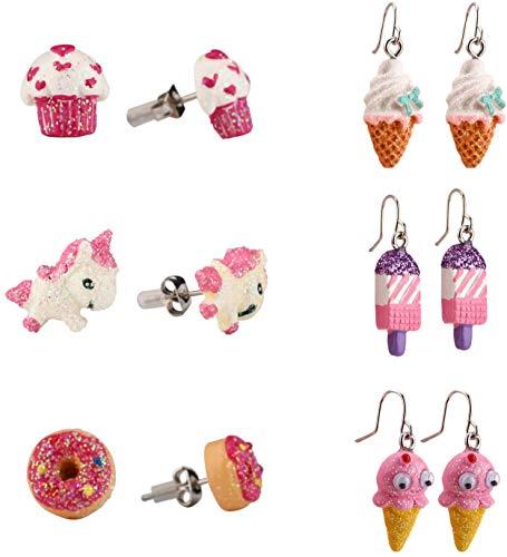 earrings for girl stocking stuffers for kids