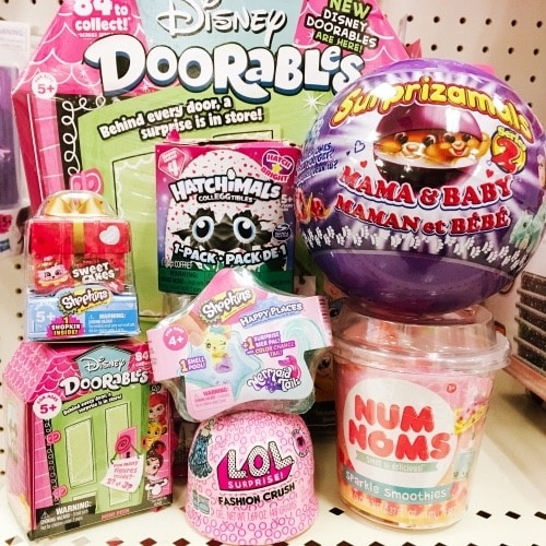 dollar store items Easter Baskets Without Candy