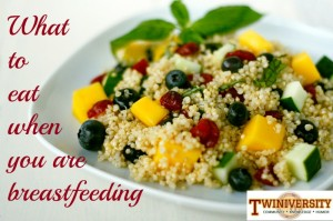 eat breastfeeding