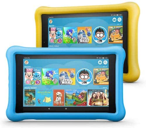 amazon fire tablet kids 2-pack toys that twins can share