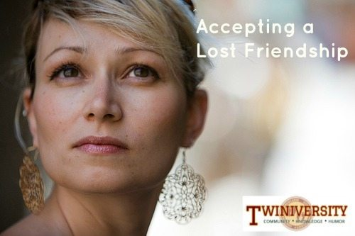 accepting a lost friendship woman sad