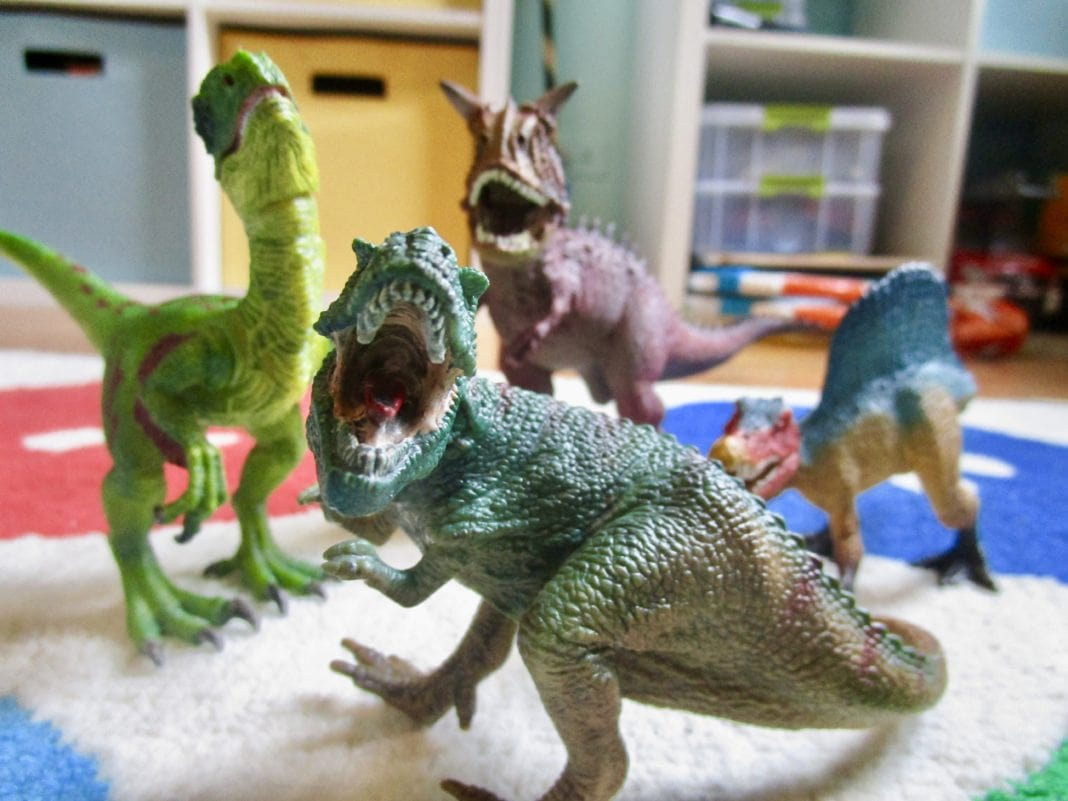 Imagination Rules With Schleich Dinosaur Toys Twiniversity