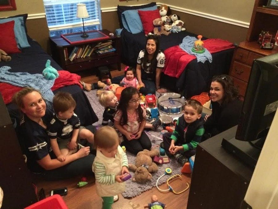 The Gap Between Singleton and Multiples Mommas